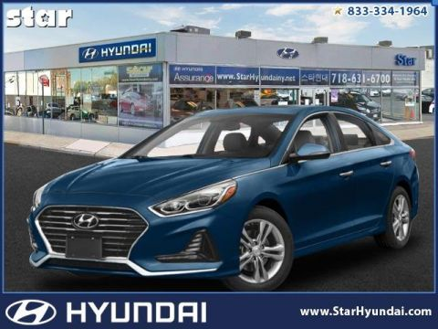 New 2019 Hyundai Sonata Limited FWD 4dr Car