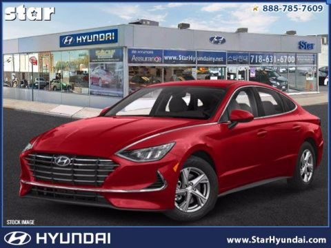 New 2020 Hyundai Sonata SE FWD 4dr Car