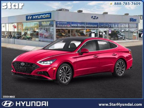 New 2020 Hyundai Sonata SEL Plus FWD 4dr Car